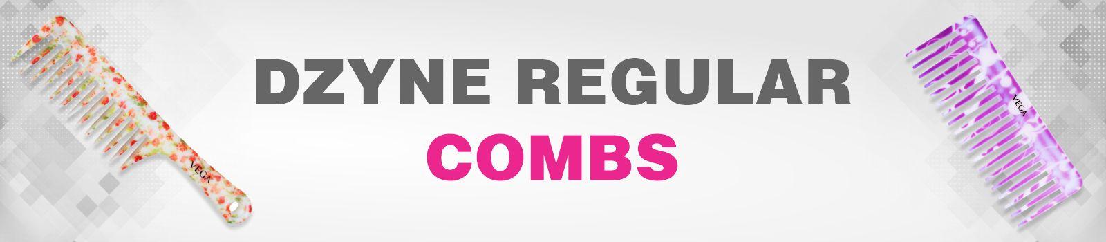 Dzyne Regular Combs