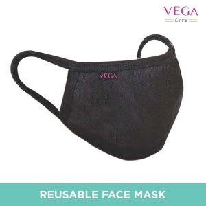 Vega Face Mask Protective (Pack of 2) - VHFM-02