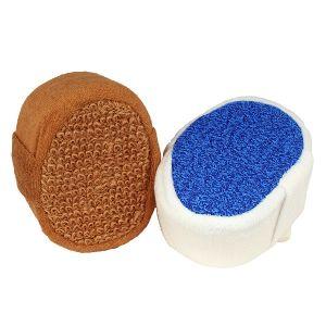 Bath Sponge Pair