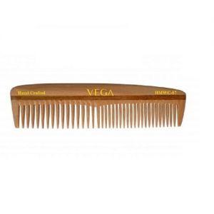 Pocket Wooden Comb - HMWC-07