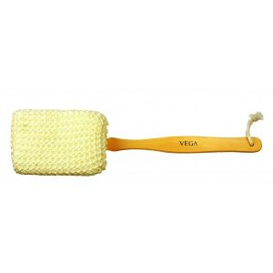 VEGA SISAL SPONGE BATH BRUSH