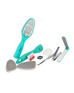 Vega Set of 8 Pedicure Tools
