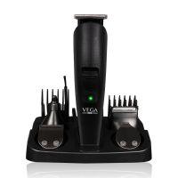 VEGA Men 10-in-1 Multi-Grooming Set with Beard/Hair Trimmer, Nose Trimmer & Body Groomer And Shaver, (VHTH-23)