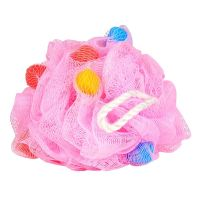 Color Cube Fluffy Sponge