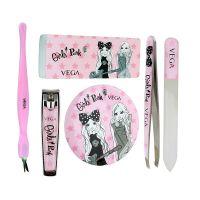 Vega D'zyner Beauty Set (Set of 6 Tools)