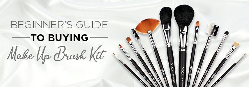 Beginner's Guide to Buying Make-Up Brush Kit