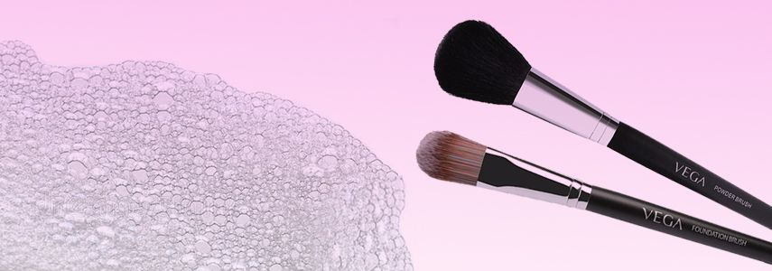 Understanding the ABC of Cleaning Makeup Brushes
