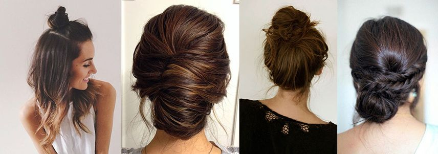 The Bun Bible: Most Trendy Buns of the Season