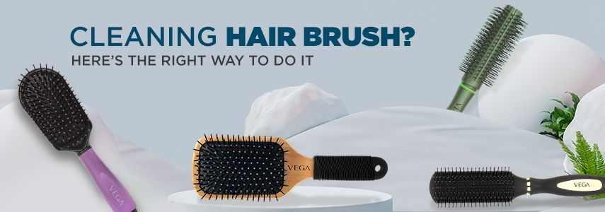 Cleaning Hair Brush? Here's the Right Way to Do It!