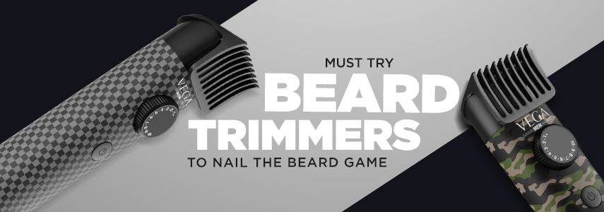 Must Buy Beard Trimmers To Nail The Beard Game