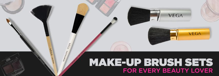 Make-Up Brush Sets for Every Beauty Lover